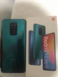 Título do anúncio: Xiaomi redmi note 9