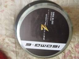 Título do anúncio: Zetta 160 rms e Power one 2400 W