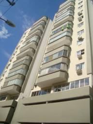 locação anual - Apto. semi mobiliado c/ 01 suíte + 01 dorm.,prox. Hotel Marambaia