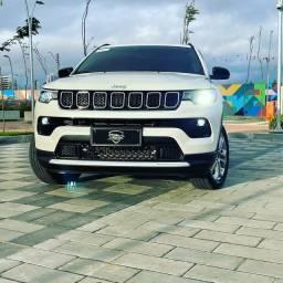 Título do anúncio: Jeep Compass longitude T270 Turbo Flex Ano:2022