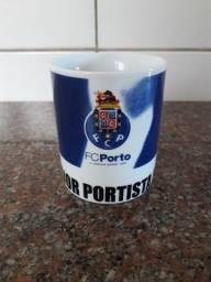 Título do anúncio: Caneca de Porcelana do FC Porto de Portugal