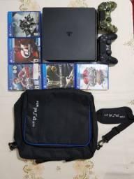 Console PlayStation 4 SLIM 1TB CUH 2215B