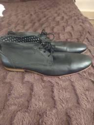 Título do anúncio: Sapato couro