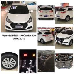 Hyundai HB20 1.0 Comfort 12v 4ptas