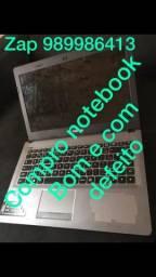 Notebook top