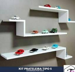 Título do anúncio: Kit Pratilheiras