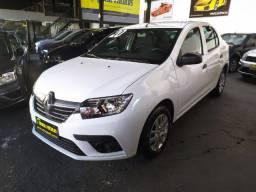 Título do anúncio: Renault Logan Life Flex 2020 ( Impecavel, aceitamos troca e fiananciamos )