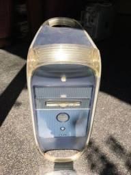 Power Mac G4 azul ano 2000