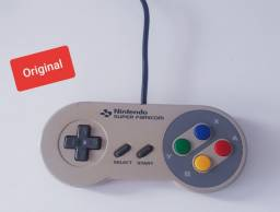 Promoção:Controle Super Famicom Original modelo SHVC 005