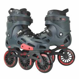 PATINS INLINE FREESTYLE TRAXART URBE - 110MM ABEC-7 CROMO<br><br>