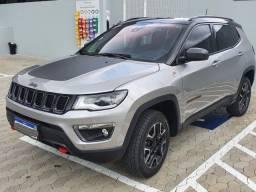Título do anúncio: Jeep Compass Trailhawk 2.0 Turbo Diesel 4x4 16v Aut. 2018/2019 com 16.500km