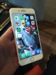 Título do anúncio: IPhone 7 plus 128 gigas apenas venda avista