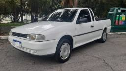 Saveiro CL 1.6 mi gasolina 1998