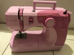 Título do anúncio: Maquina de costura reta pouco usada