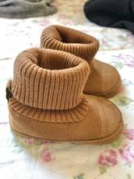 Sapato de bebê Teddy Boom