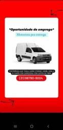 Título do anúncio: Vaga de emprego para motorista Entregador com Veículo próprio