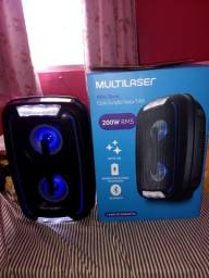 Título do anúncio: Caixa de som Multilaser