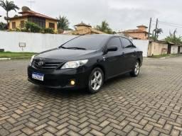 Título do anúncio: Toyota Corolla Automático + Couro