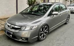 Título do anúncio: New Civic LXL 1.8 Flex 2011 Automático.