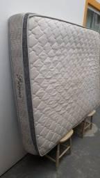 Título do anúncio: cama: colchão + base R$380 (***Barbada de Venda***) Chama no zap (48) 9  *
