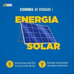 Título do anúncio: Energia Solar Fotovoltaica por Assinatura