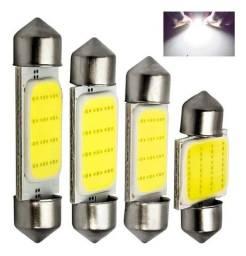 Título do anúncio: LAMPADA AUTOMOTIVA LED TORPEDO