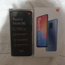 Xiaomi redmi note 9s 128gb branco