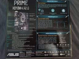 Placa mãe Asus Prime H310M-K R2.0