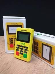Título do anúncio: Maquininha de cartão Pagseguro Chip 2