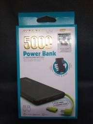 Bateria Externa Power Bank 5.000mah Pineng Universal Pn-952