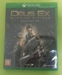 Deus Ex Makind Divided Xbox One