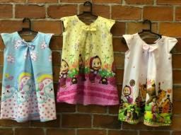 Vestidos infantil  de qualidade