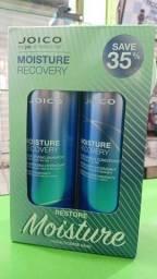 Título do anúncio: Kit Joico Moisture Recovery Shampoo 1L Condicionador 1L