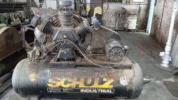 Título do anúncio: Compressor de ar Schulz 60 pés.