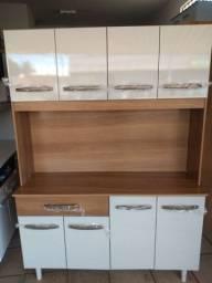 Armário de cozinha 8 portas novo