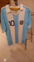 Título do anúncio: Camiseta  Argentina
