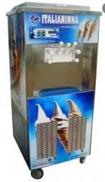 Máquina sorvete italianinha