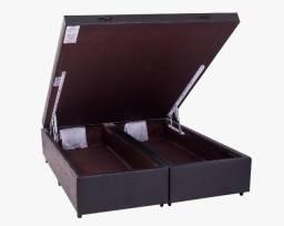 Título do anúncio: Promoção - Box Cama Baú Queen Size - Só R$1.199,00
