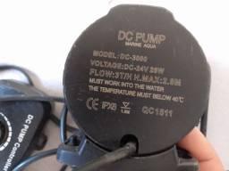 Título do anúncio: Bomba Submersa Eletrônica Ocean Tech Dc-3000 L/h Bivolt<br><br>