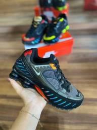 Título do anúncio: Tênis Nike Shox Enigma Refletivo