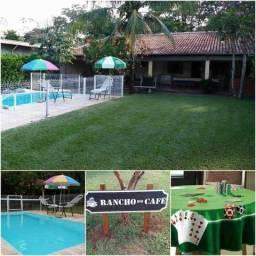 Rancho do Café Araçatuba (Rio Tietê) Condomínio Itapoã