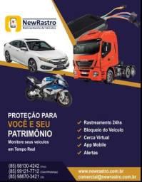 Promoção: rastreador + instalação + sistema completo com app