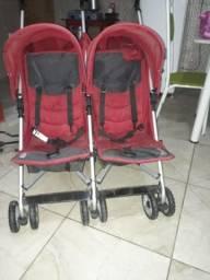 Vende-se carrinho de bebe unixes