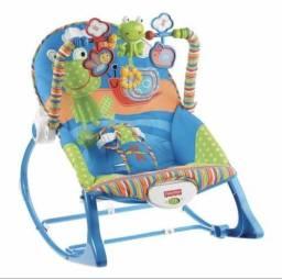 Cadeira/Cadeirinha Sapinho - Fisher Price