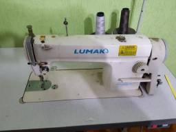 Máquina de costura reta industrial Lumak LU-8500