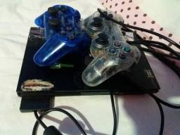 Vendo vídeo game ps2