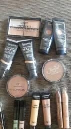 Itens de/para maquiagem