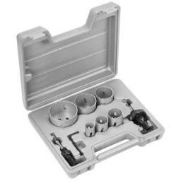 Jogo de Serra Copo Bi-Metal 22 A 64mm P Inox e Alumínio - Bosh