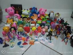 207 brinquedos ( coleçoes)
