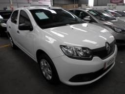RENAULT  LOGAN 1.0 AUTHENTIQUE 16V FLEX 2016 - 2016